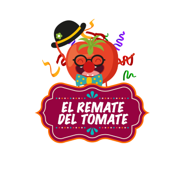 remate del tomate